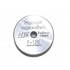 Магнит поисковый F=120 кг