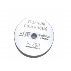 Магнит поисковый F=200 кг