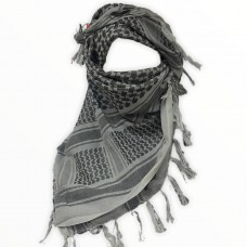 Арафатка Tactical Gongtex SHEMAGH цвет: серо-черный